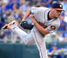 Scott Kazmir, Houston Astros