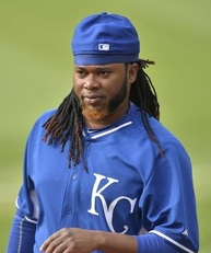 Johnny Cueto Kansas City Royals