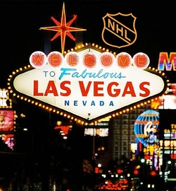 NHL Hockey In Las Vegas
